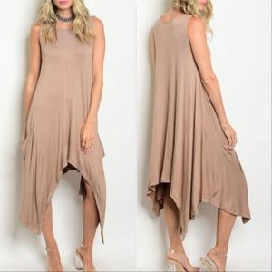 TUNIC FIT DRESS OR TOP